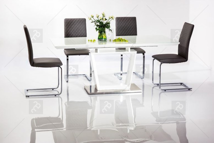 Nowoczesne stoły z modnej kolekcji Lauren