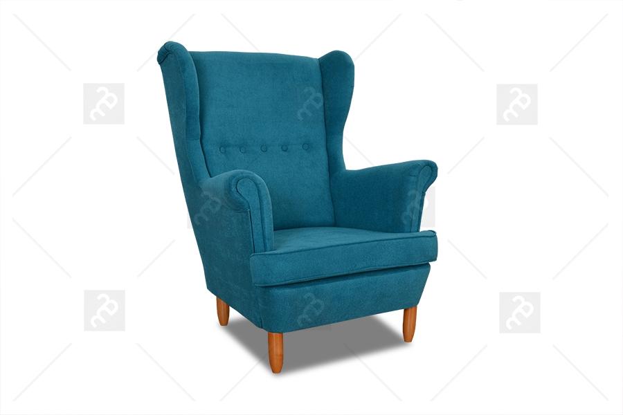 Fotele w stylu Uszak